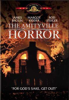 Terror en Amityville - The Amityville Horror Horror Dvd, Best Horror Movies, Classic Horror Movies, Horror Movie Posters, Scary Movies, Great Movies, Scary Scary, Excellent Movies, Awesome Movies
