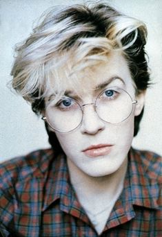 David Sylvian, lead singer of the band Japan, whose music has spanned multiple decades and genres; namely glam rock, punk, new romanticism and minimalism. He has also made music with Robert Fripp and Ryuichi Sakamoto.