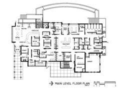 Caring Hands Veterinary Hospital in Thornton, Colorado: main level | Hospital Design