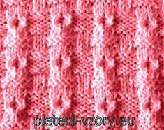 Vzor č. 146 – Kaleidoskop vzorů pro ruční pletení Blanket, Crochet, Ganchillo, Blankets, Cover, Crocheting, Comforters, Knits, Chrochet
