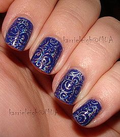 Konad Nail Stamper: Crazy Name, Crazy Awesome Nails