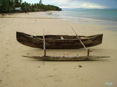 la_pirogue de Mayotte