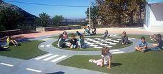 Το ωραιότερο σχολικό προαύλιο με επιδαπέδια παιχνίδια βρίσκεται στη Νάξο! #sxoleio #σχολειο #ναξος #naxos #ομορφοσχολειο #ωραιοσχολειο #σχολειοναξος