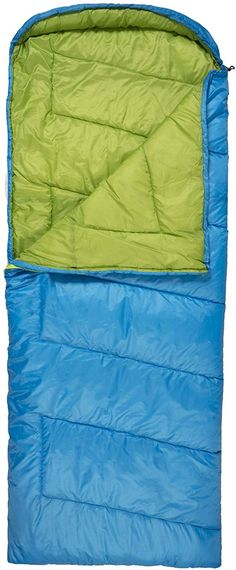 TETON Sports Cobalt Sleeping Bag Lightweight Backpacking Sleeping Bag for Hiking and Camping Outdoors in Warm Weather Never Roll Your Sleeping Bag Again Best Lightweight Sleeping Bag, Lightweight Backpack, Camping Outdoors, Outdoor Camping, Backpacking Sleeping Bag, Best Trail Running Shoes, Running Shoe Reviews, Solar Panels For Home, Ultralight Backpacking