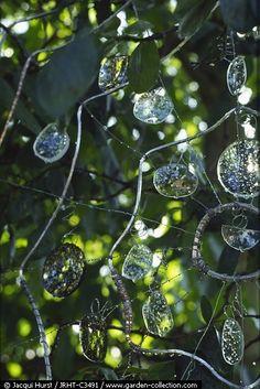 Grim's House - Neat idea for garden art