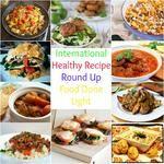 Beat the Heat Healthy Summer Recipe Round Up  