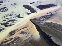 Glacier River #1