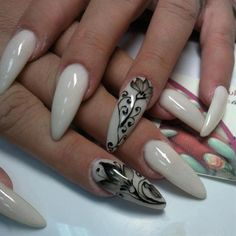 classic :) by ardea_dea - Nail Art Gallery nailartgallery.nailsmag.com by Nails Magazine www.nailsmag.com #nailart