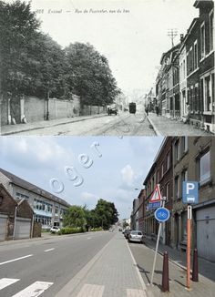 Ensival: rue de Pepinster