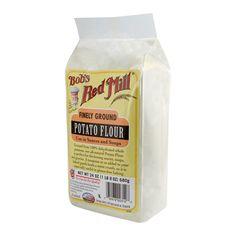 Potato Flour :: Bob's Red Mill Natural Foods