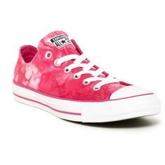 Converse Tie Dye Oxford Sneaker (Unisex) ($35) ❤ liked on Polyvore featuring shoes, sneakers, unisex shoes, lace up oxfords, tie dye shoes, lace up shoes and tie dye sneakers