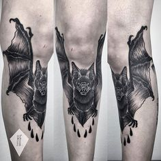 Bat by Pechschwarz (@ pechschwarztattoo) #bathead #bat #battattoo #batwings #linework #lineworktattoo #dotwork #dotworktattoo #dotworkers #blackworkers_tattoo #blackworkerssubmission #blackink #blxckink #blackwork #blxckwork #blacktattoo #blacktattoo #tttism #darkart #darkartists #ladytattooer #ladytattooers #btattooing #pechschwarz #pechschwarztattoo #henjafin #tattsketches #skinart_mag #germantattooers