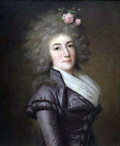 Doña Inés María Aguirre y Yoldi byAdolf UlrikWertmüller,1790