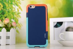 Double Color Soft Silicone Case for Iphone 6 http://www.oz3ds.net/product.php?id_product=377