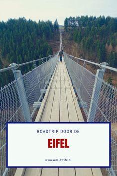 A highway journey via the German Eifel Eifel Germany, Travel Around The World, Around The Worlds, Travel Camper, Road Trip Europe, Wanderlust, Kirchen, Travel Abroad, Travel Couple