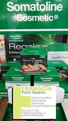 https://www.facebook.com/farmaciapozonuevo.umbrete/photos/a.736158409784818.1073741827.728141503919842/1049602731773716 ¡¡¡LA OFERTA DEL MES!!! SOMATOLINE COSMETIC POR TAN SÓLO 29,95 € En tu Farmacia Pozo Nuevo. Umbrete.  FARMACIA POZO NUEVO facebook.com/farmaciapozonuevo.umbrete C/ Baldomero Muñoz, 73, Umbrete. Tfno. 955 717 703  Promocionado por Globalum. Marketing en Redes Sociales facebook.com/globalumspain