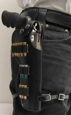 nice holster AND a nice handgun