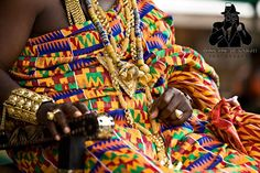 King of Ashanti Region, Ghana