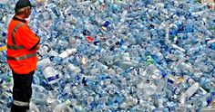Article reminding you to be mindful of plastic bottle consumption while traveling