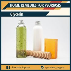 To make a great home remedy for psoriasis, you can also use glycerin as a useful ingredient as it helps to moisturize the skin and ensure a proper maturation of the skin. Home Remedies For Psoriasis, Moisturizer, Soap, Personal Care, Canning, How To Make, Moisturiser, Self Care, Personal Hygiene