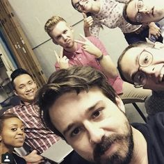 Quinta B // Justin Tan // Zack Evans // Gaby Dunn // Zach Kornfeld // Chris Reinacher // Buzzfeed