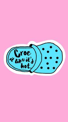 cd653ca7a71  crocs  teen  teenager  pink  blue  wallpaper  iphone  girly