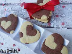 Frau Brotbäcker: Valentinskekse