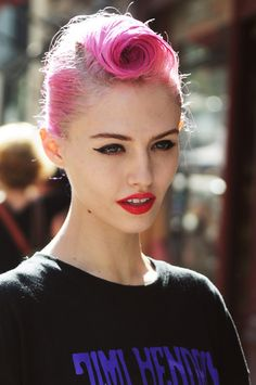 Nova cara da Maybelline: Charlotte Free