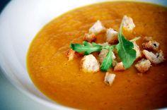 Kuchnia Bazylii: Marchewkowa zupa-krem