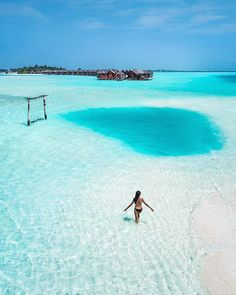 Die Malediven Photo … – The Maldives Islands – Join in the world Beautiful Islands, Beautiful Beaches, Dream Vacations, Vacation Spots, Places To Travel, Places To See, Travel Destinations, The Beach, Destination Voyage