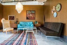 Der Showroom mit Musterwohnungen. Er ist der Verkaufspunkt für 135 exklusive Wohnungen von 60 m² bis 370 m² mit sechs verschiedenen individuellen Wohnungstypen.