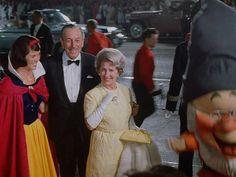 Walt & Lillian Disney