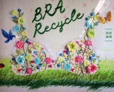 66b9a6a2b7 Bra Recycling! - Crème Bralée Lingerie New Bra