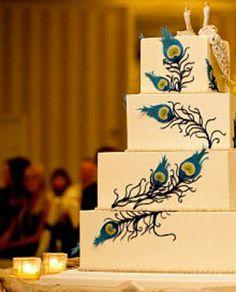custom cakes | Chicago gourmet wedding cakes, truffles, & baked goods