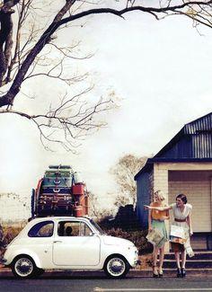 Corrie Bond for Marie Claire Australia #travel #adventure