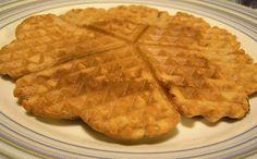 Paleolitlife: Gofri Free Breakfast, Sweet Recipes, Waffles, Food And Drink, Diet, Waffle, Banting, Diets, Per Diem
