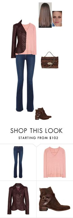 """""""Sem título #6608"""" by gracebeckett on Polyvore featuring moda, Frame Denim, 81hours, Alexander McQueen e See by Chloé"""