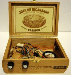 Cigar Box Guitar Amp
