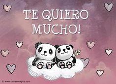 Tú., Yo. , Juntos. , Enamorados , ...y todo está bien en el mundo. , TE QUIERO MUCHO!