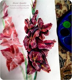 #flower #drawing #art #painting #artist #how to draw #tutorial #amazing #realistic #noemisparkle