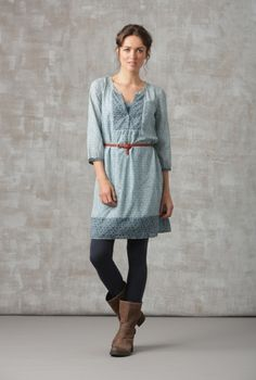 Du Porth Dress - Seasalt