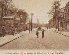 Leusderweg Amersfoort (jaartal: 1920 tot 1930) - Foto's SERC