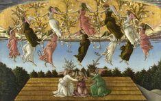 botellici | Mystic Nativity