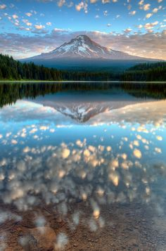 Trillium Lake (Rich Bitonti)
