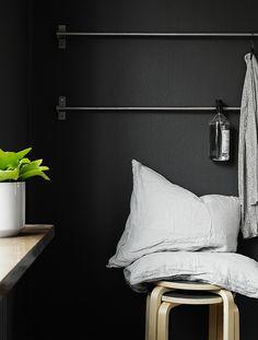 T.D.C | Dark Walls in the Bedroom