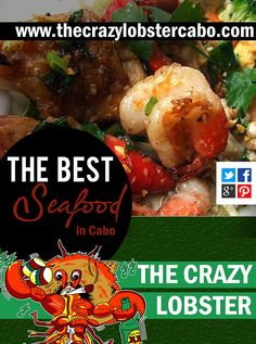 GREAT FOOD BETTER PRICES #Mexican & #Seafood Lobster & Shrimp Combo's Steak's, Chicken Tacos, Hamburgers, BBQ Ribs. Free Tortillas Soup or Greensalad with full lunch or dinner. The best #food in #cabosanlucas www.thecrazylobstercabo.com At The Crazy Lobster Bar & Grill, happy hour runs from 10 am. to 6 pm. with two for one domestic drinks and Cuervo tequila shots