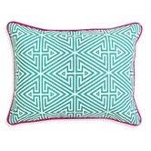 Found it at AllModern - Bobo Triangle Labyrinth Throw Pillow