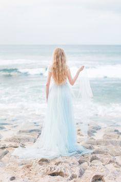"Платье ""Aquamarine"""