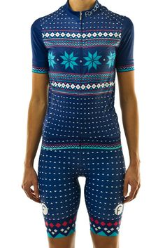 Cycling Kit - Snow - ON SALE