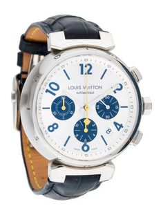 WOMEN WATCHES STRAP Louis Vuitton Tambour Watch